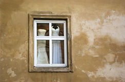 The window Royalty Free Stock Photos