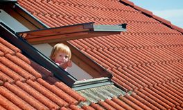 The window Royalty Free Stock Photo
