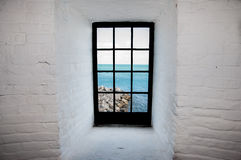Through the Window Stock Photos