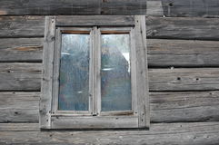Window. Traditional house and window Stock Photography
