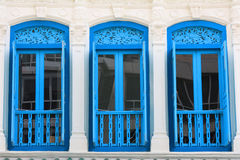 Window. S photographed in Singapore Stock Image