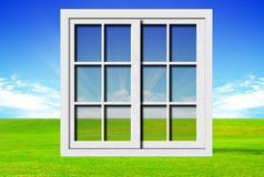 Free Window Royalty Free Stock Photo - 9882285