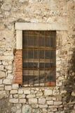 Window alcove Royalty Free Stock Image