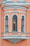 Window on the alcove. Stock Image