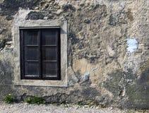 Window&wall Royalty-vrije Stock Fotografie