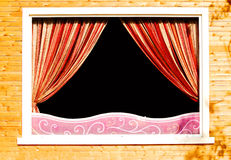 Free Window And Curtain Stock Photo - 7349250