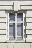 Window on a antique buidling Royalty Free Stock Images
