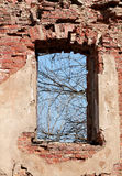 Window aperture Royalty Free Stock Photos