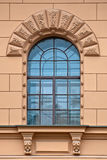Window arch. Stock Images