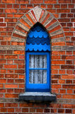 Window arched top Stock Image