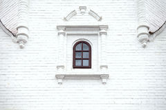 Window of Ascension gateway church Royalty Free Stock Photography