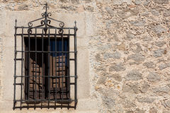 Window of Avila Royalty Free Stock Photo