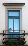 Window with balcony 6533 Royalty Free Stock Image
