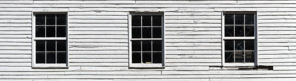 Window banner Royalty Free Stock Photography