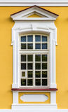 The window in the Baroque style Royalty Free Stock Photography