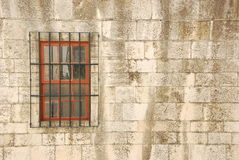 Window bars Stock Photo