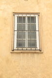 Window with bars Royalty Free Stock Photography