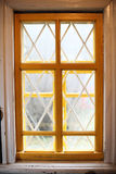 Window with bars. Stock Images