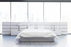 Window bedroom Royalty Free Stock Photos