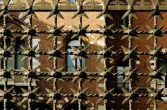 Castle window. Stock Photography