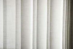 Window blinds Stock Images
