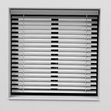 Window with blinds Royalty Free Stock Photography