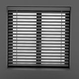 Window with blinds Royalty Free Stock Photos