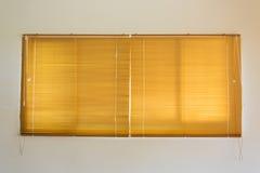 Window blinds interior royalty free stock photos