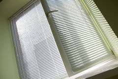 Window Blinds Stock Image