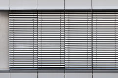 Window blinds Royalty Free Stock Photography
