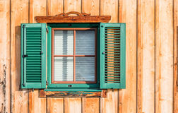 Window blinds and shutters Stock Photography