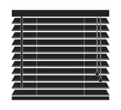 Window Blinds vector Icon isolated on a white background Stock Images