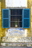Window Blue Shutters Royalty Free Stock Photo