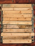 A window board. Is boarded up Royalty Free Stock Images