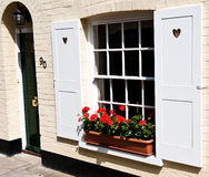 Window box, Deal, Kent Stock Images