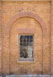 Window with Brick Lintel Stock Photos