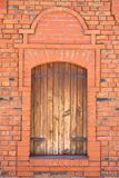 Window,brick,pattern,red,old,house,builder stock photo