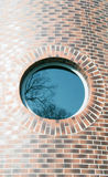 Window in Brick Wall Royalty Free Stock Photos