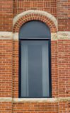Window and Brick Wall Royalty Free Stock Photography