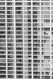 Window building pattern Royalty Free Stock Photo
