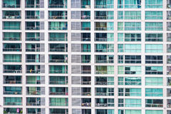 Window building pattern Stock Images
