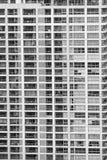 Window building pattern Royalty Free Stock Photos