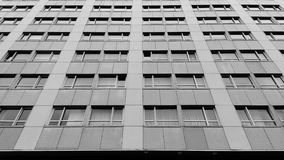 A window in a building structure Stock Photo