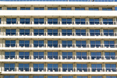 Window Building Symmetry Royalty Free Stock Photography