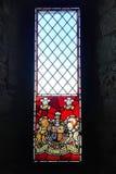 Window in Caernarfon Castle Stock Images