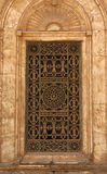 Window of Cairo Mosque Royalty Free Stock Image