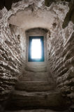 Window in castle Stock Photography