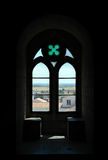 Window of a Castle, Beja, Portugal Royalty Free Stock Photo