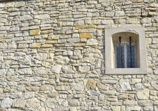 Window at castle Royalty Free Stock Photo