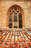 Window of Cathedral Royalty Free Stock Images